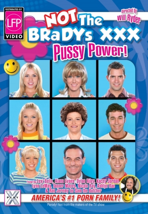 Not The Bradys XXX - Pussy Power