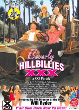 Haley Hewes in Beverly Hillbillies XXX a Gift from the Gods?