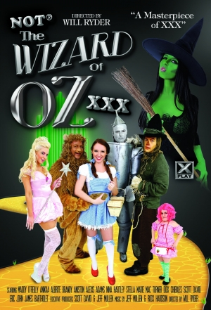 Not The Wizzard of Oz XXX