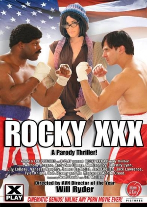 Rocky XXX Sells Out of Initial DVD Replication Run on Way to Blockbuster Status
